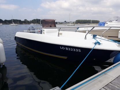 Rental Motorboat Aquamar 17 Larmor-Plage