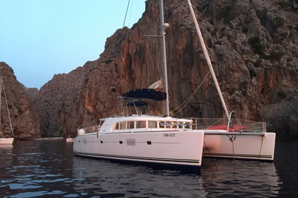 Location Catamaran Lagoon Lagoon 500 Ibiza