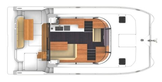 Catamaran FOUNTAINE PAJOT MY 37 entre particuliers