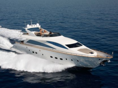 Charter Motorboat Amer Yachts Amer 92 Pireas