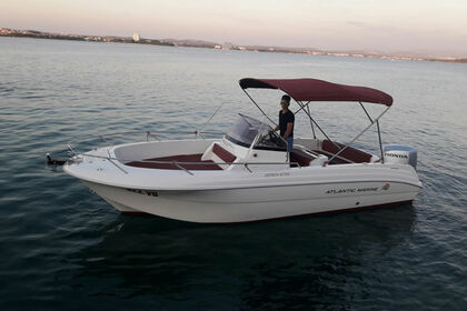 Charter Motorboat Atlantic marine 670 open Tribunj