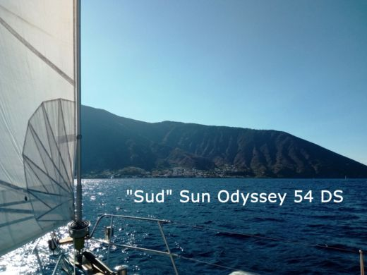 Jeanneau Sun Odyssey 54 Ds in Naples for hire