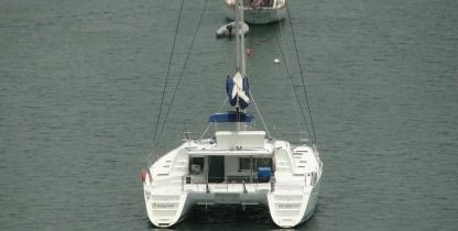 Rental Catamaran Lagoon 440 Key West