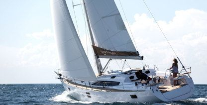 Charter Sailboat Elan Impression 45 Fezzano