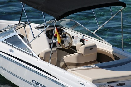 Rental Motorboat CHAPARRAL 180SSI Ibiza