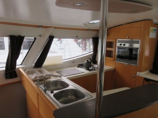 Fountaine Pajot Salina 48 in Victoria