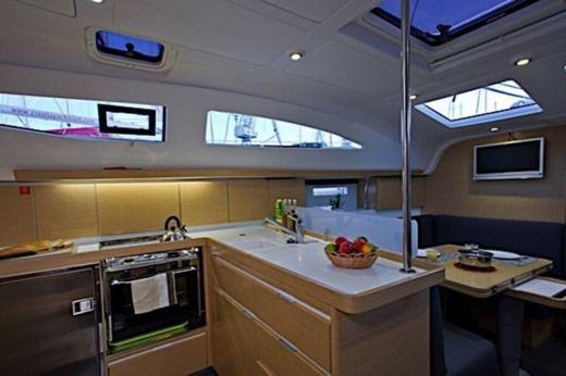 Charter Jeanneau 53 In Seget Donji Click Amp Boat