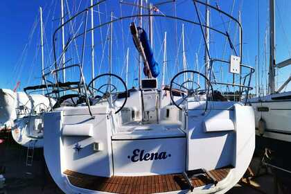Charter Sailboat Jeanneau 409 Split
