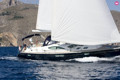 Hire Sailboat JEANNEAU Sun Odyssey 54 SD Altea