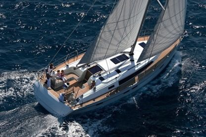 Charter Sailboat Bavaria 46 Cruiser San Vincenzo
