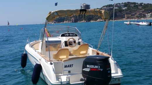 Motorboat Capelli Cap 21 for rental