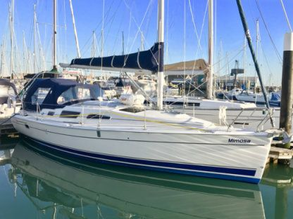 Rental Sailboat Legend 33 Gosport