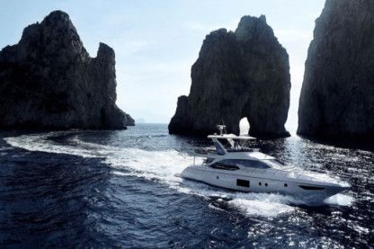 Rental Motorboat Azimut 66 Cannes