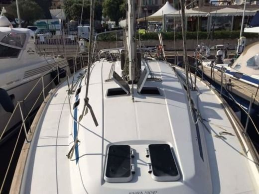 Sailboat Bavaria 47 peer-to-peer
