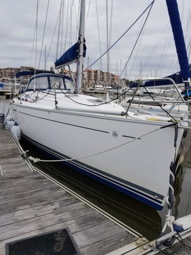Rental Sailboat Dufour Dufour 385 Athens