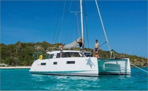 Catamaran Nautitech 40 Open