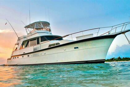 Miete Motorboot ** Miami Cruise - 60 Ft Miami Style Yacht with Huge Sun Pad and... Miami