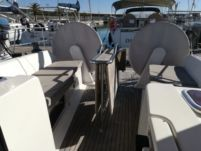 Hanse 445 in Valencia for rental
