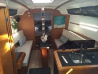 Jeanneau Sun Odyssey 349 in Corfu for rental