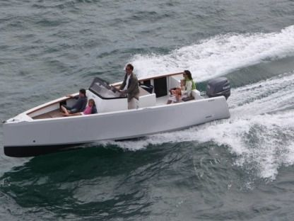 Miete Motorboot Smart Boat Smart Boat 23 Paris