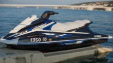 Jet ski Yamaha Vx 110 Deluxe for hire