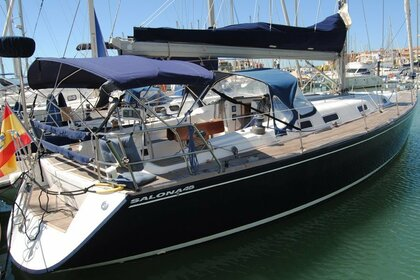 Hire Sailboat SALONA YACHTS 45 Corfu
