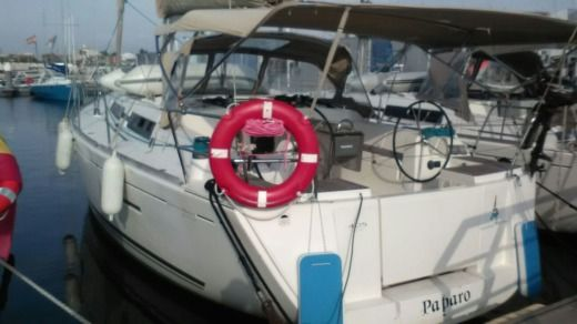 Segelboot Dufour 405 Grand Large zu vermieten