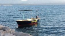 Motorboat Kvarner Plastika Pasara 4.50 for hire