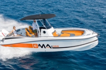 Hire Motorboat Bwa BMA X266 OPEN Cala d'Or
