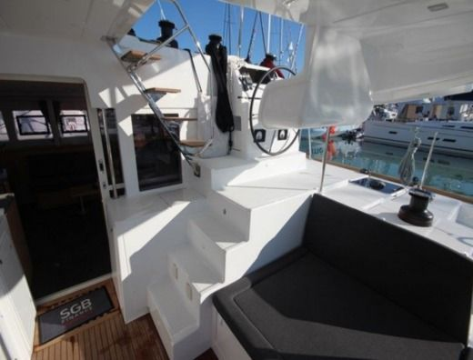 Catamaran Lagoon 450 Sport Top