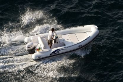 Rental RIB Italboats Predator 540 Sorrento
