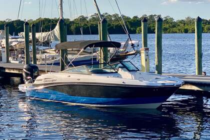 Rental Motorboat Monterey M-65 Cape Coral