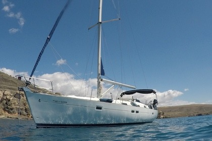 Rental Sailboat Beneteau Oceanis Clipper 411 Maspalomas