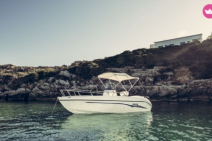 Hire Motorboat Aquamar 17 Alghero