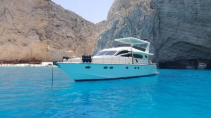 Rental Motorboat Possilippo 64 Zakinthos