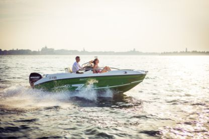 Rental Motorboat Rancraft Rs 17 Sirmione