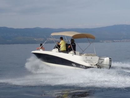 Rental Motorboat Ocean Craft 22 Krk