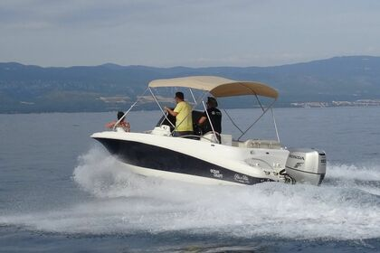 Charter Motorboat Ocean craft 22 Krk