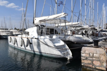 Location Catamaran LAGOON 380 Corfou