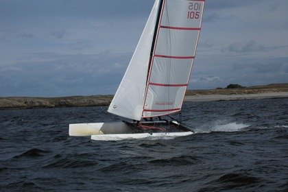 Location Voilier Nacra 570 FUN Carnac