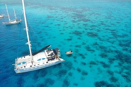 Charter Catamaran FOUNTAINE PAJOT MARQUISE 56 French Polynesia
