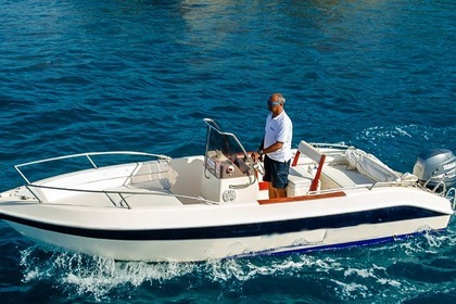 Charter Motorboat Trinacria 17 Cefalù