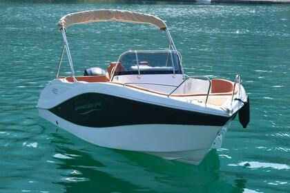 Hire Motorboat Oki Boats Barracuda 545 Kotor