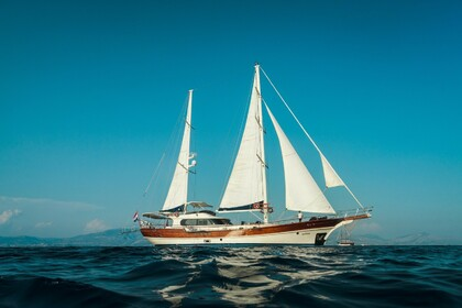 Rental Sailing yacht Huzur Yat Lotus Split