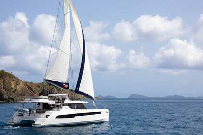 Charter Catamaran Moorings 5000 Castries