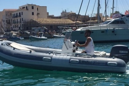 Rental RIB Bwa California 500 Favignana