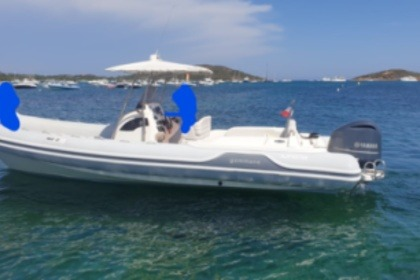 Hire RIB mar.co twenty six Porto-Vecchio