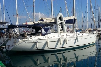 Rental Sailboat BENETEAU CYCLADES Volos
