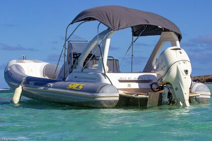 Hire RIB Sacs Marine Sacs S 25 Dream Pointe-a-Pitre