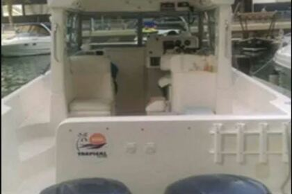 Hire Motorboat Gulf Craft 36 Dubai